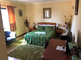 Hotel near Kuito