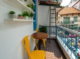 Hotel near Hanoi