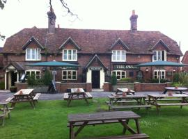 Hotel Photo: The Swan at Thatcham by Marston's Inns