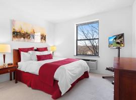 Hotel photo: Bluebird Suites near Morristown Green