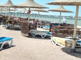 Hotel photo: شاليه استوديو فندقي قرية استيلا خليج مكادي