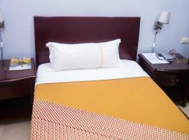 Hotel near Beira