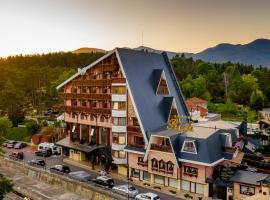 Hotel near Бургас