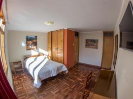 Hotel near Cajamarca