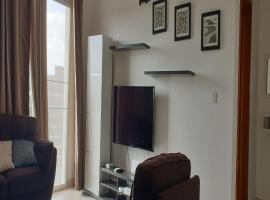 Hotel photo: Luxueux appartement avenue Cheikh Anta Diop