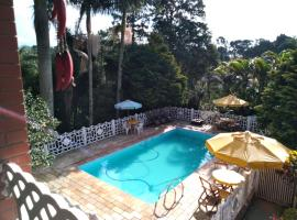 Hotel photo: Rancho das Andorinhas