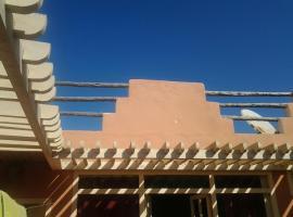 Hotel photo: Chambre terrasse