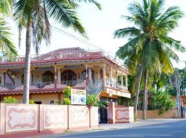 Hotel near Point Pedro