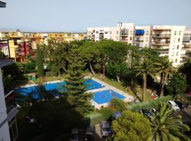 ホテル写真: APARTAMENTO HELIOMAR BEACH