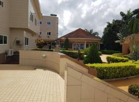 Hotel near Bohicon