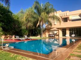Hotel photo: Villa Agdal