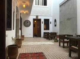 Hotel photo: Riad Marchica
