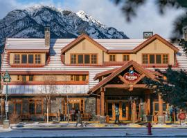 Hotel photo: Banff Ptarmigan Inn