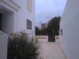 Hotel Foto: Résidecne Amir