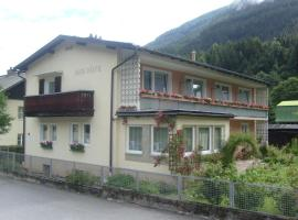 Hotel Photo: Haus Dixer