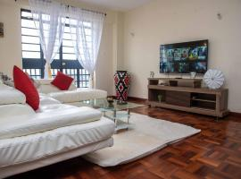 Hotel photo: Sherry Homes- 1 BDRM PENTPAD WESTLANDS NAIROBI