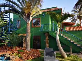 A picture of the hotel: Casa Garten
