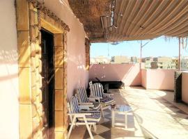 Hotel photo: Roof Apartment Mariam