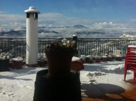 Hotel photo: Refugio De La Alpujarra