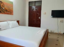 Hotel photo: luxe studio apartment