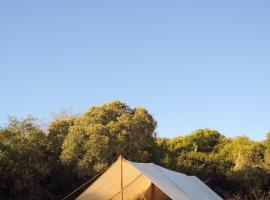 Hotel photo: Quatermain's 1920's Safari Camp – Amakhala Game Reserve