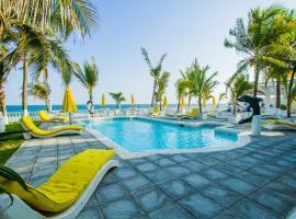 Hotel photo: Hotel La Casona Beach