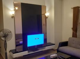 Хотел снимка: Cozy apartment in Nasr city