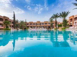 Hotel photo: Zalagh Kasbah Hotel & Spa
