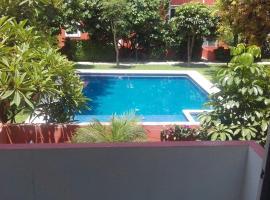 Hotel photo: Suite Francisco Leyva