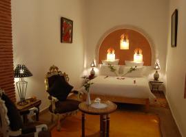 Hotel photo: Riad Les Trois Palmiers El Bacha