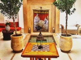 Hotel photo: Riad Les 5 Soeurs