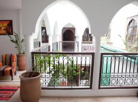 Hotel photo: Riad Achwaq