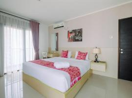 Hotel photo: Cozy 2BR Apartment with Sofa Bed at Tamansari Semanggi By Travelio