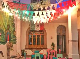 Фотографія готелю: El Mexa Hostel