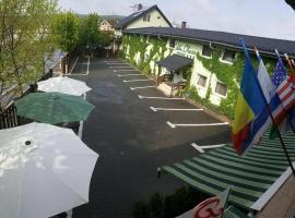 Hotel near Rumania