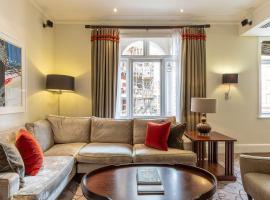 Hotel photo: Luxury 2 bedrooms suite in Westminster