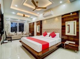 Hotel near Raigarh Fort