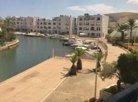 Hotel near Tunisia