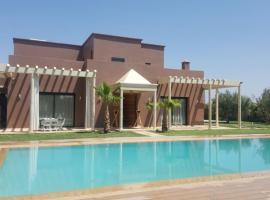 Hotel photo: Villa zaina