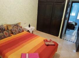 Hotel Photo: Joli Appartement Meublé à Rte Ain Chkef