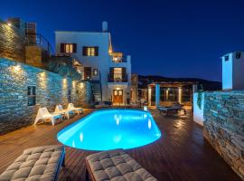 Ξενοδοχείο φωτογραφία: Belvedere Andros