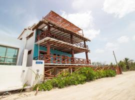 Hotel photo: 3BR House TOP Location In The Heart Of HOLBOX
