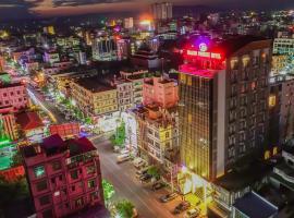 Hotel near Mandalay