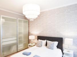Hotel photo: Deak Ferenc Luxury Apartment