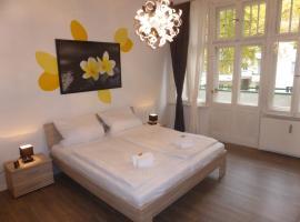 Hotel photo: Apartments Dahlie & Nelke
