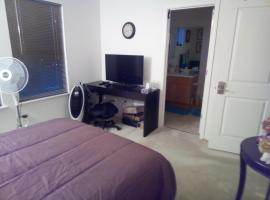 Fotos de Hotel: Room in Campbell with Own Bthrm