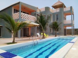 Hotel near Senegal