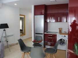 Hotel photo: Apartamento Homelife Roca Tarpeya 4