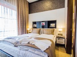 Hotel Photo: Fidan Residence Taksim Deluxe
