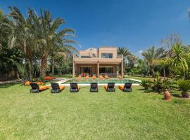 Hotel foto: Villa Yama en exclusivité avec piscine privée